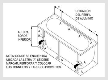 Como instalar un hidromasaje - Como instalar una banera ...
